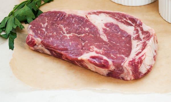 FRZN - Cache Creek Rib Eye Steak - 230g (Frozen)