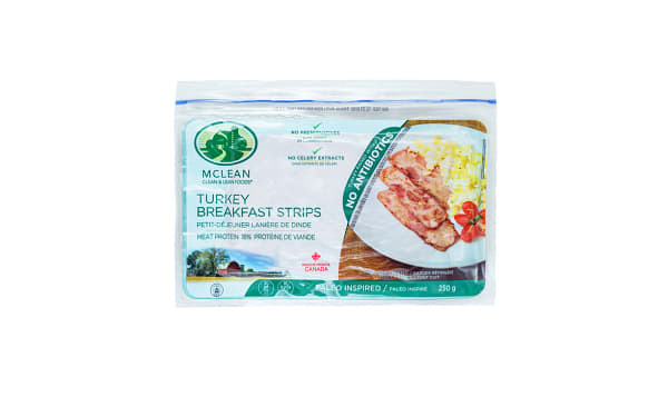 Turkey Breakfast Strips