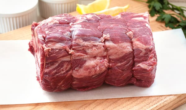 Platinum Alberta Beef Round Roast (Frozen)