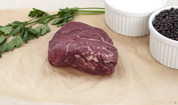 FRZN - Organic Top Sirloin Steak - 200g (Frozen)
