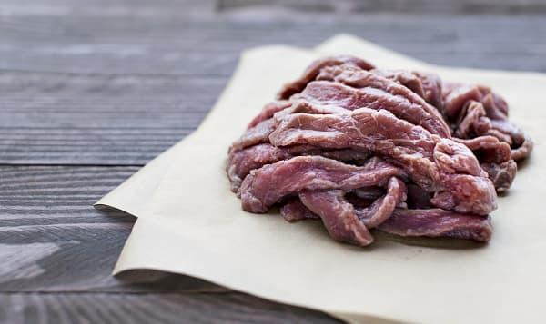Stir Fry Beef (Frozen)