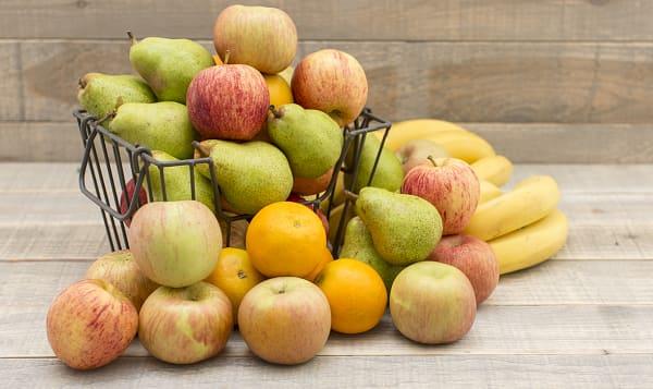 Organic Large Office Fruit Box