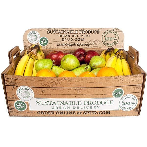 Organic Extra Large Fruit Box