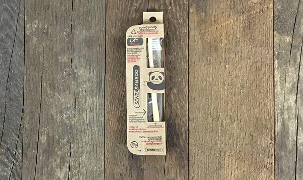 Bamboo Child Toothbrush - Soft