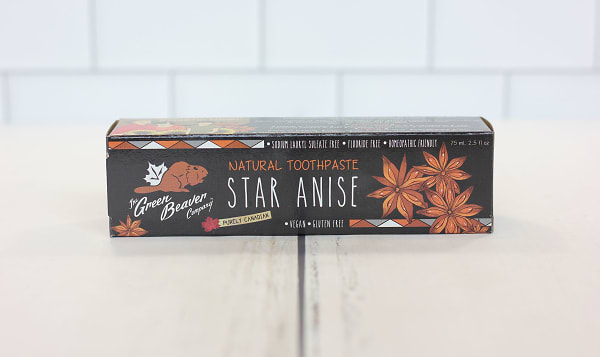 Star Anise Toothpaste