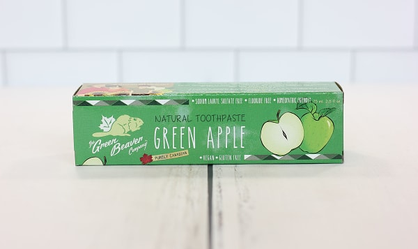Organic Green Apple Toothpaste
