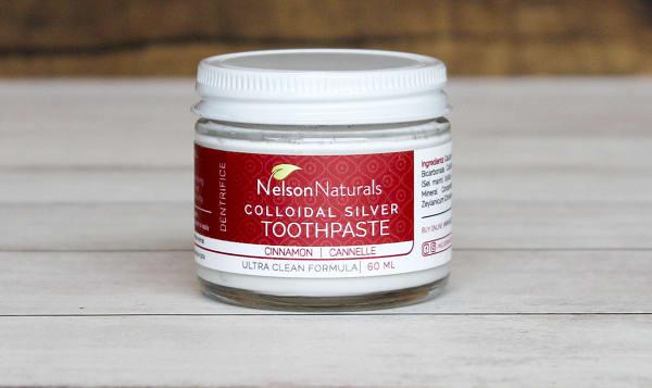 Mineral Rich Toothpaste - Cinnamon