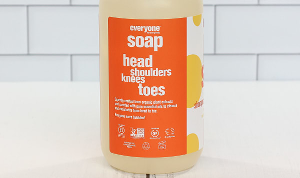 Kids 3-in-1 Soap - Orange Squeeze