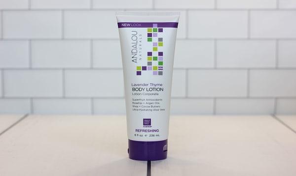 Lavender Thyme Refreshing Body Lotion