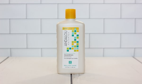 Sunflower Citrus Shine Shampoo