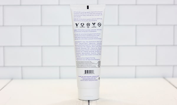 Baby Lotion Calming Lavender
