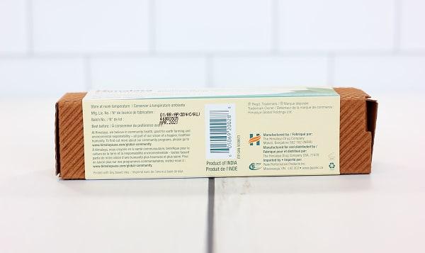 Organic Whitening toothpaste Mint