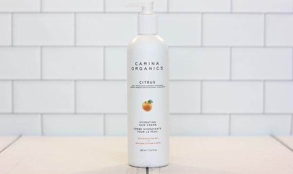 Organic Citrus Skin Cream