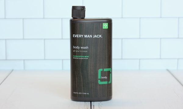 Body Wash, Eucalyptus Mint