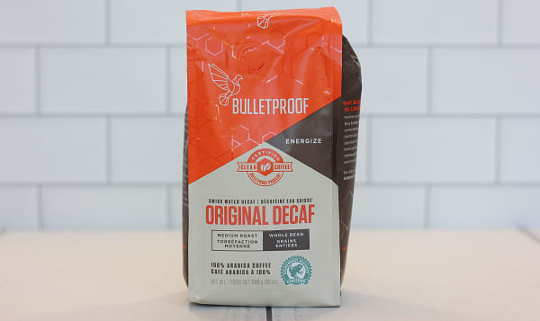 The Original Whole Bean, Decaf