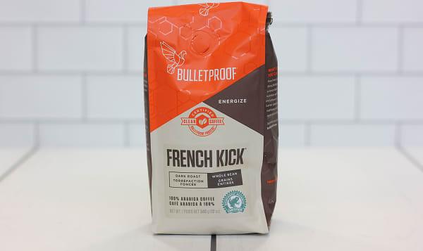 Whole Bean French Kick Coffee
