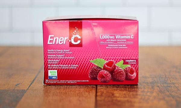 Raspberry Vitamin & Mineral Supplement