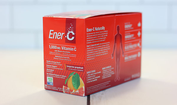 Tangerine Grapefruit Vitamin & Mineral Supplement