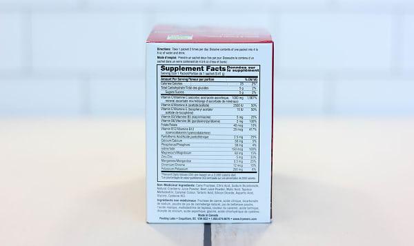 Cranberry Vitamin & Mineral Supplement