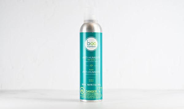 Organic Anti-Humidity Hair Spray