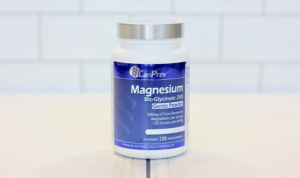 Magnesium Bis-Clycinate 200 Gentle