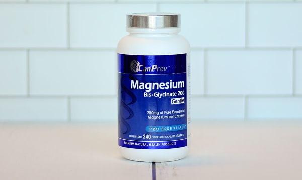 Electromag Magnesium Bis-Clycinate 200