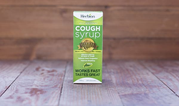 All Natural Cough Syrup