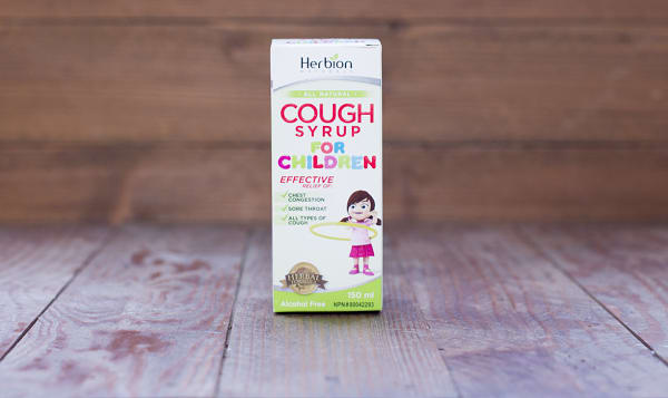 Cough Syrup for Children