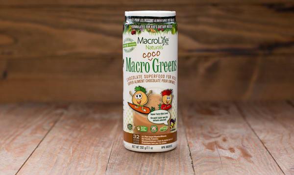 Macro Coco Greens