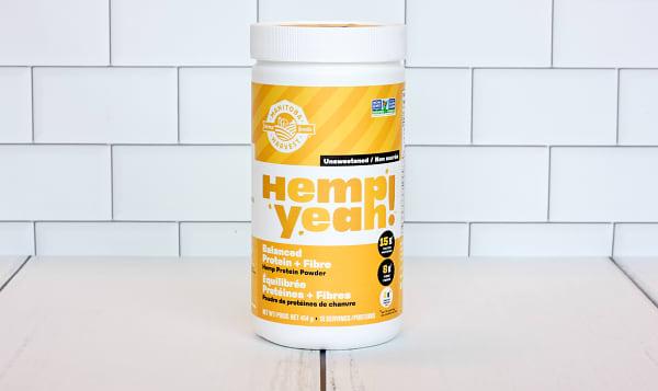 Hemp PRO 50 Whole Food 50% Protein Powder