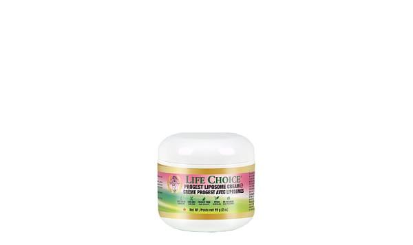 Organic Progest Liposome Cream