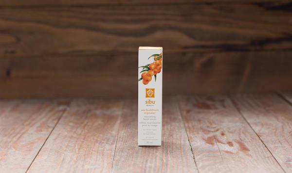 Sea Buckthorn Nourishing Facial Cream