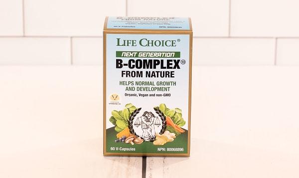 Organic Next Gen B Complex