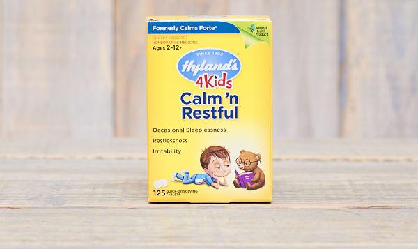 4 Kids Calm 'n Restful