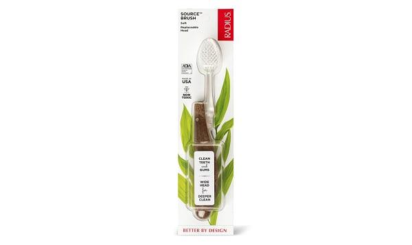 Source Toothbrush Soft Bristles