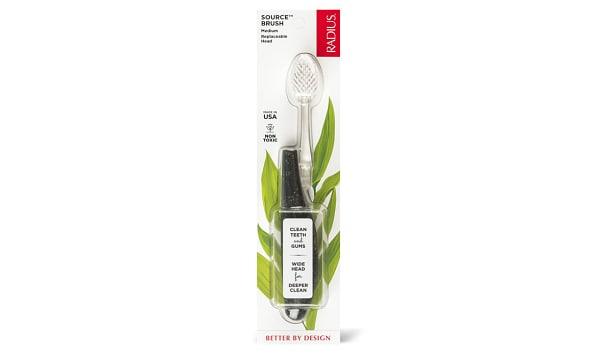 Source Toothbrush Medium Bristles
