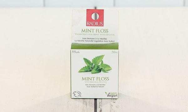 Vegan Xylitol Mint Floss