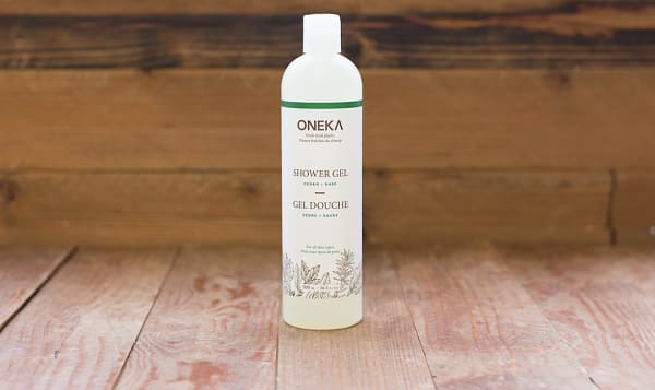 Cedar & Sage Body Wash Shower Gel
