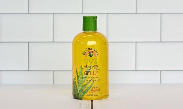 Organic 99% Aloe Vera Gelly