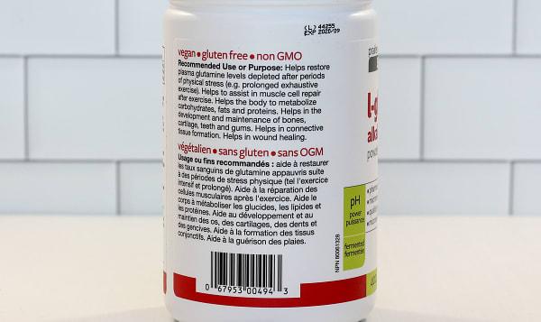 L-Glutamine Fuel Powder - Fruit Punch
