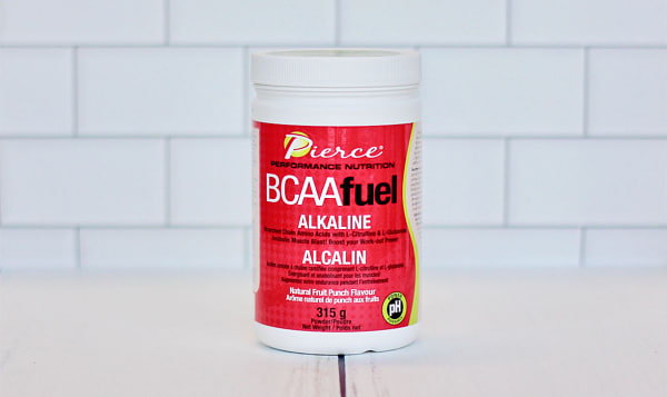 BCAA Fuel Fruit Punch