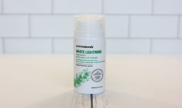 White Lightning Scalp Serum