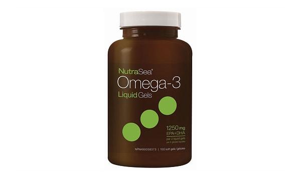 Omega-3 Liquid Gels- Fresh Mint