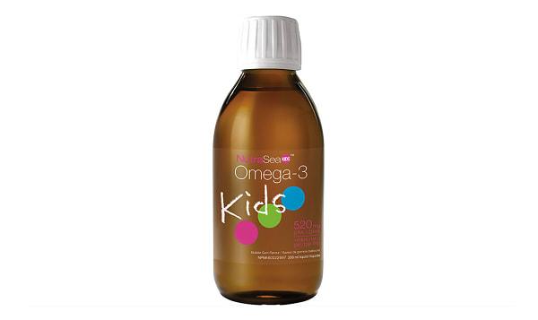 Omega-3 + D Kids -  Bubble Gum