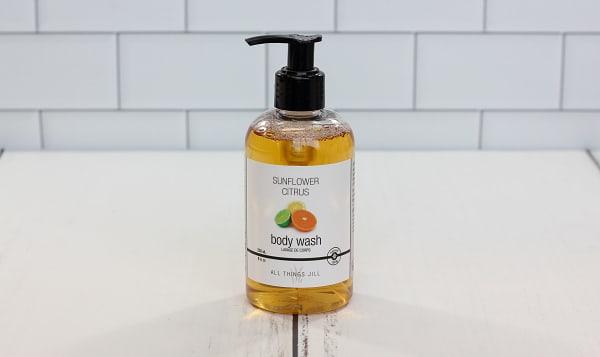 Sunflower Citrus Body Wash
