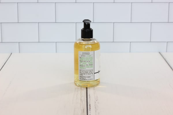 Fresh Lemongrass Body Wash