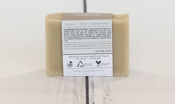 Bar Soap - Patchouli Cedar
