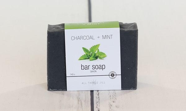 Bar Soap - Charcoal Mint