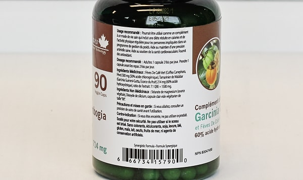 Garcinia + Green Coffee Bean