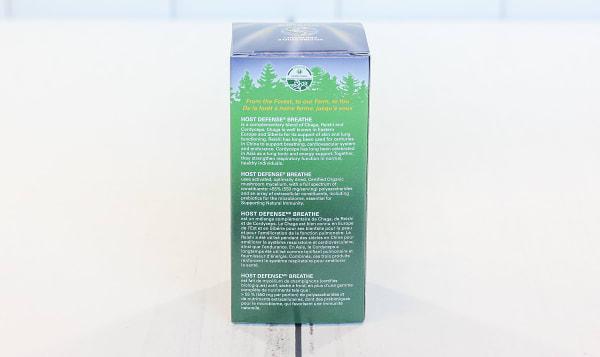 Organic Breathe Capsules